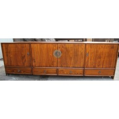 TV bänk brun 176 cm