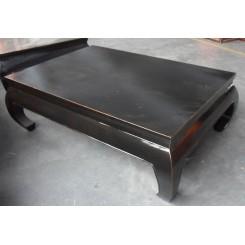 Opiumbord i svart