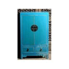 Kinaskåp 2 lådor m.dörr - Kinaskåp m. 2 lådor