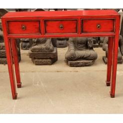 Kinesiskt gammalt bord/sidobord 105b